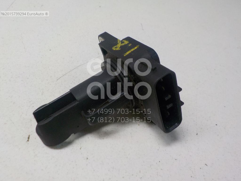 Расходомер воздуха (массметр) для Toyota CorollaVerso 2004-2009;Avensis II 2003-2008;Yaris 1999-2005;RAV 4 2000-2005;Corolla E12 2001-2006;Yaris 2005-2011 - Фото №1