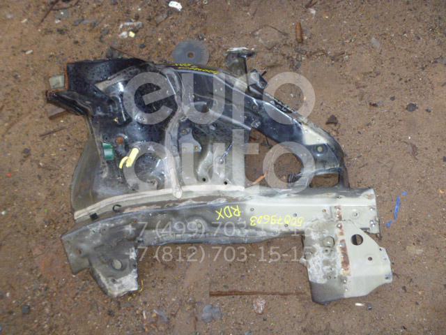 Лонжерон передний левый для Acura RDX 2006-2012 - Фото №1