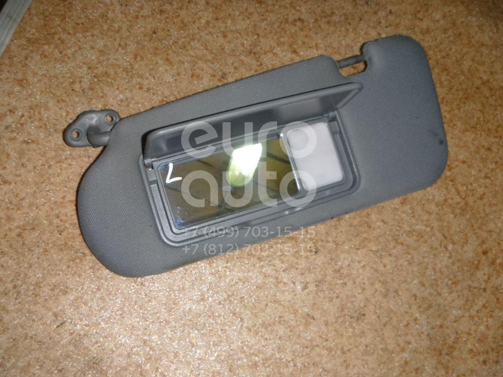 Козырек солнцезащитный (внутри) для Kia Sorento 2002-2009 - Фото №1