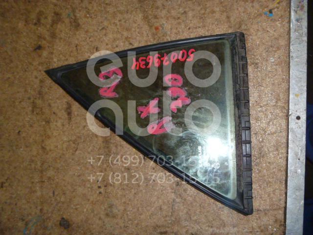 Стекло двери задней правой (форточка) для Lexus RX 300 1998-2003 - Фото №1
