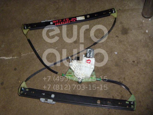 Стеклоподъемник электр. задний левый для Audi Q7 [4L] 2005-2015 - Фото №1