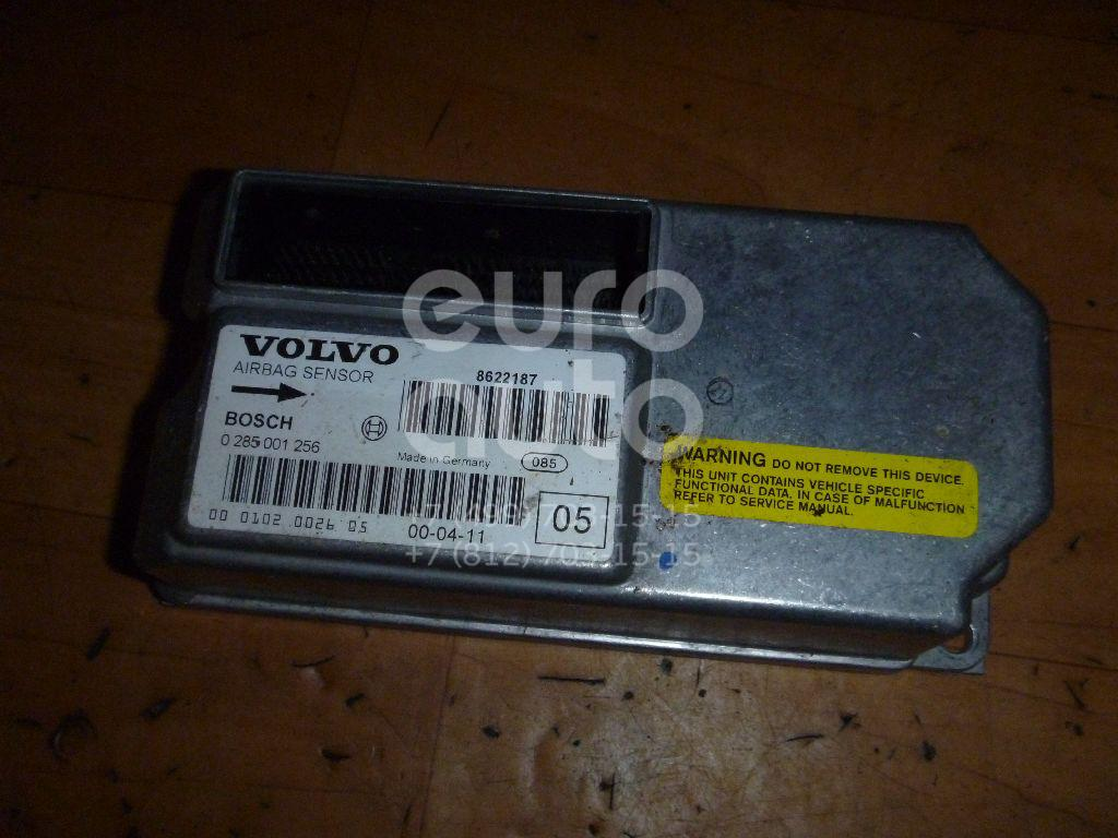 Блок управления AIR BAG для Volvo S80 1998-2006 - Фото №1