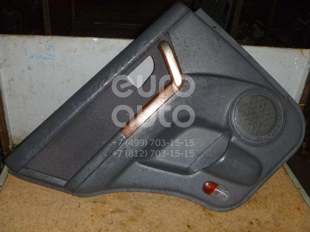 Обшивка двери задней левой для Kia Sorento 2003-2009 - Фото №1