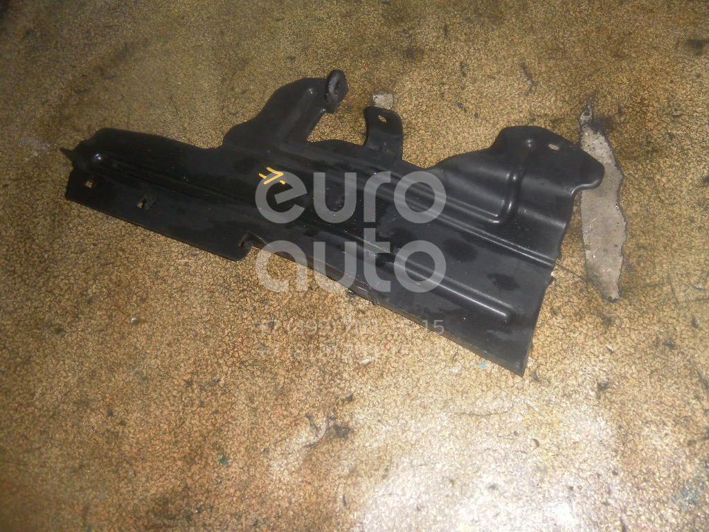 Воздуховод радиатора левый для Toyota CorollaVerso 2004-2009 - Фото №1