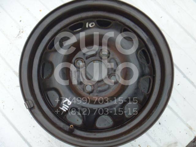 Диск колесный железо для Suzuki Liana 2001-2007;Baleno 1995-1998;Baleno 1998-2007 - Фото №1