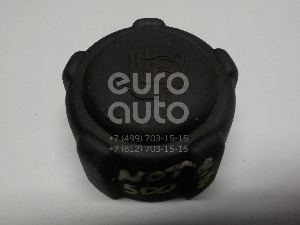 Крышка расширительного бачка для Nissan,Renault Note (E11) 2006-2013;Twingo 2007-2014;Megane I 1996-1999;Kangoo 2003-2008;Logan 2005-2014;Megane II 2003-2009;Megane I 1999-2004;Scenic II 2003-2009;Scenic 1999-2003;Laguna II 2001-2008 - Фото №1