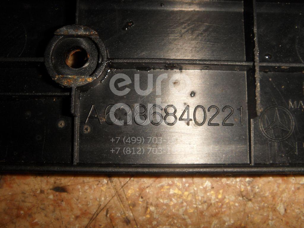 Накладка порога (внутренняя) для Mercedes Benz Vito (638) 1996-2003 - Фото №1