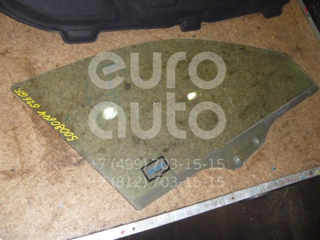 Стекло двери передней правой для Mazda 626 (GF) 1997-2002 - Фото №1