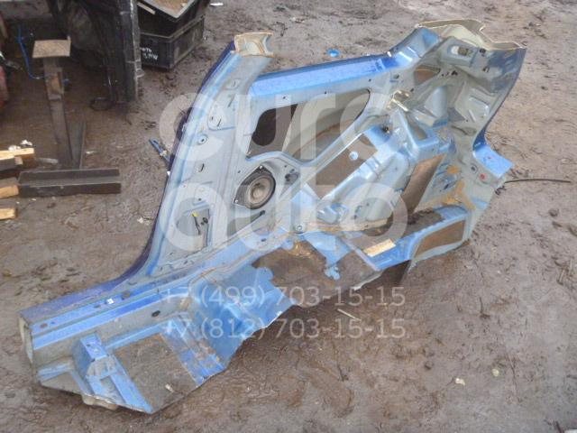 Крыло заднее правое для Fiat Punto/Grande Punto 199 2005> - Фото №1