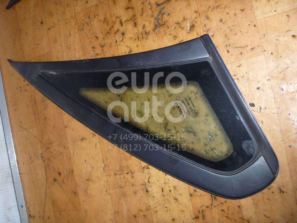 Стекло кузовное глухое правое для Volvo S80 1998-2006 - Фото №1