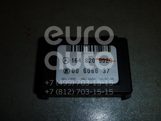 Датчик дождя для Mercedes Benz W164 M-Klasse (ML) 2005-2011;GL-Class X164 2006-2012 - Фото №1