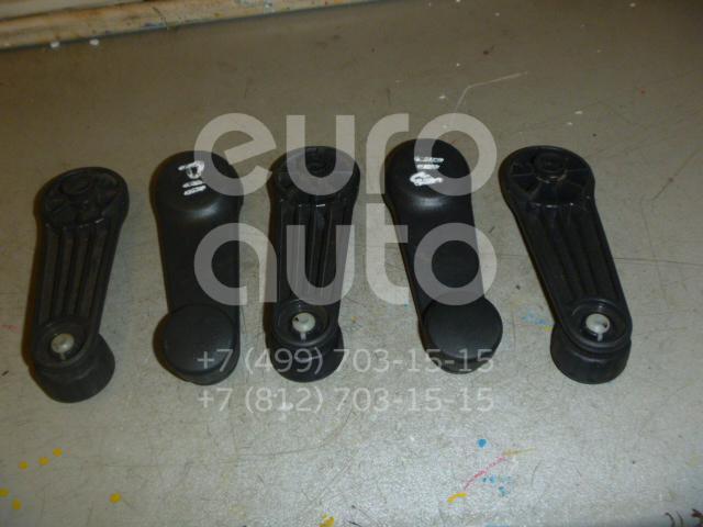 Ручка стеклоподъемника для Nissan Primera P11E 1996-2002;Almera N16 2000-2006;Primera P12E 2002-2007 - Фото №1