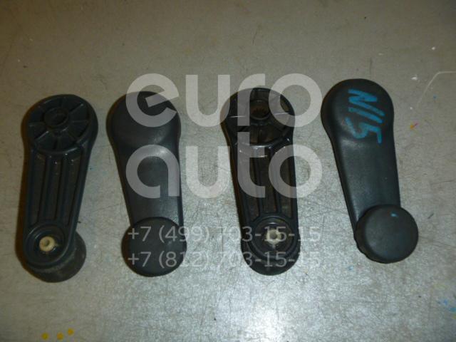 Ручка стеклоподъемника для Nissan Almera N15 1995-2000;King Cab D22 1998-2005 - Фото №1