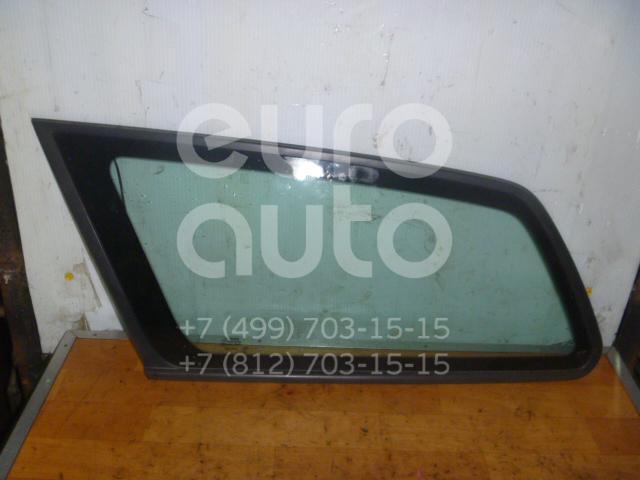 Стекло кузовное глухое левое для Volvo V50 2004-2012 - Фото №1