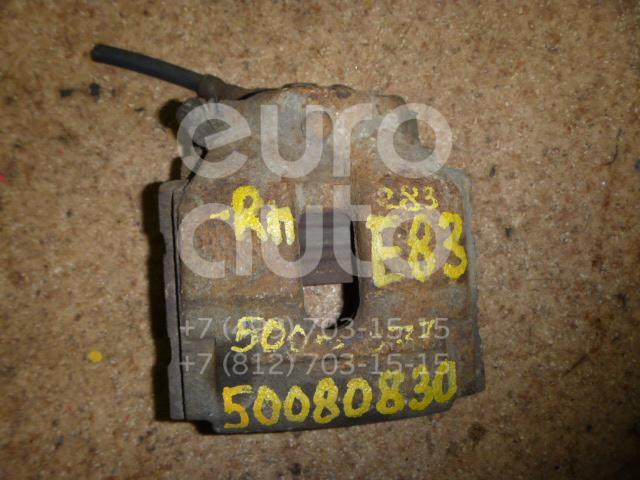 Суппорт передний правый для BMW X3 E83 2004-2010;3-серия E46 1998-2005;Z4 E85/E86 2002-2008 - Фото №1