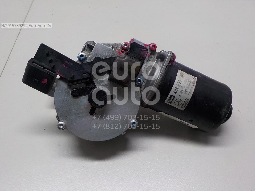 Моторчик стеклоочистителя передний для Mercedes Benz W164 M-Klasse (ML) 2005-2011;GL-Class X164 2006-2012 - Фото №1