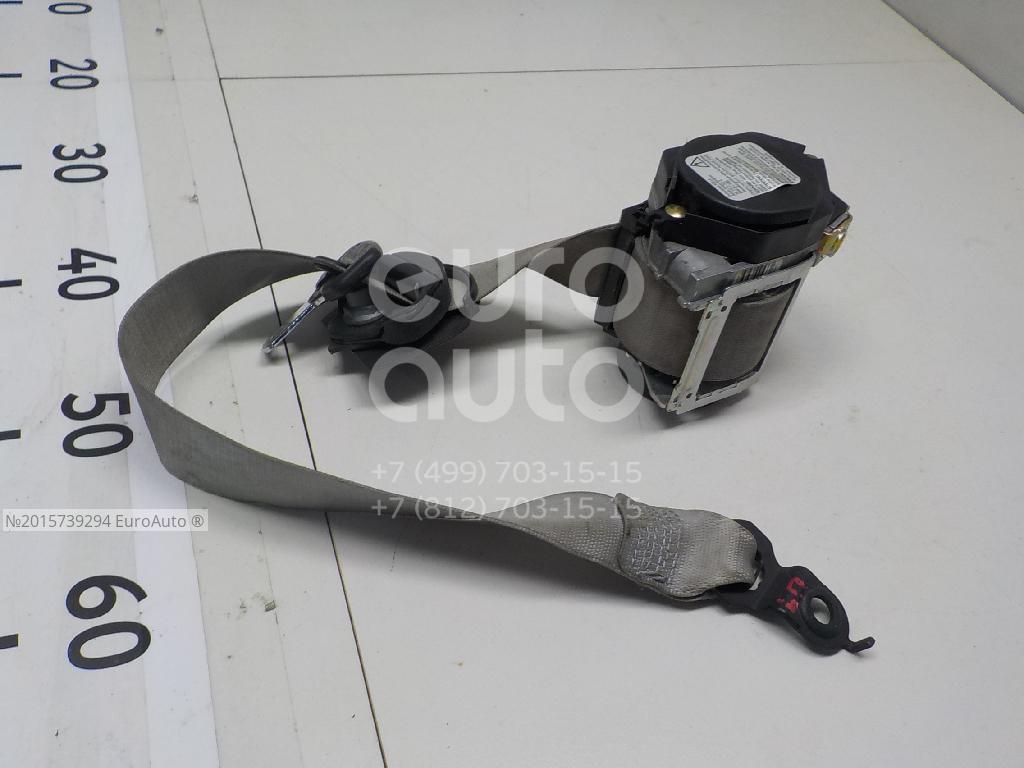 Ремень безопасности с пиропатроном для Mercedes Benz W164 M-Klasse (ML) 2005-2011;W251 R-Klasse 2005> - Фото №1