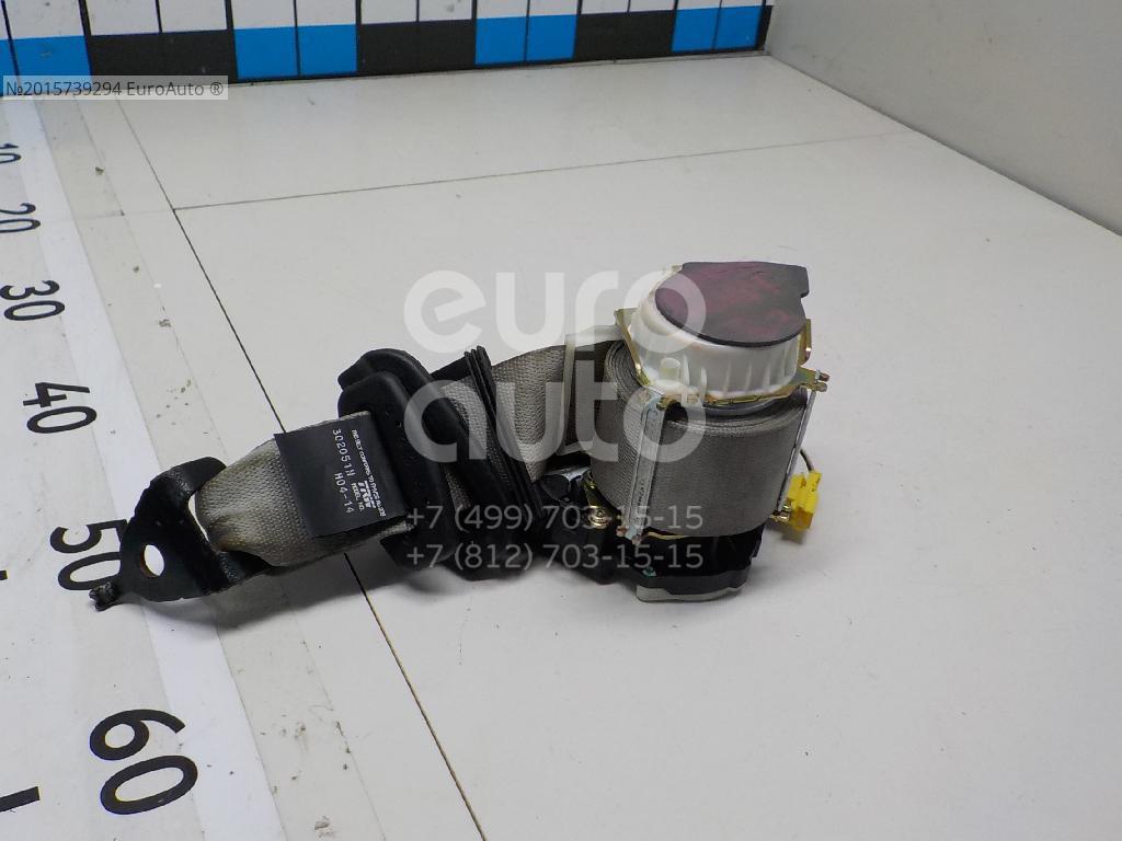 Ремень безопасности с пиропатроном для Mercedes Benz W164 M-Klasse (ML) 2005-2011 - Фото №1