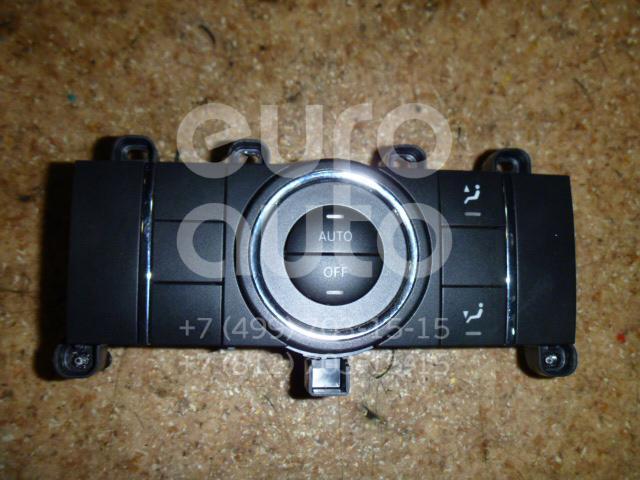Блок управления климатической установкой для Mercedes Benz W164 M-Klasse (ML) 2005-2011 - Фото №1