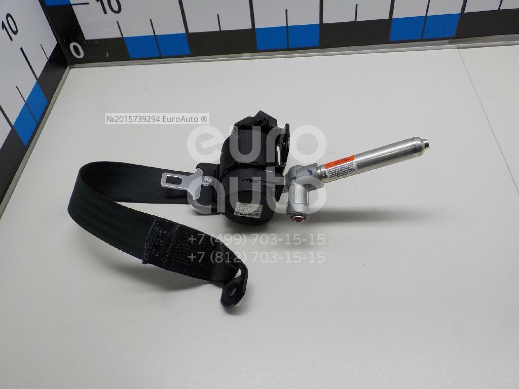 Ремень безопасности с пиропатроном для Volvo V50 2004-2012 - Фото №1