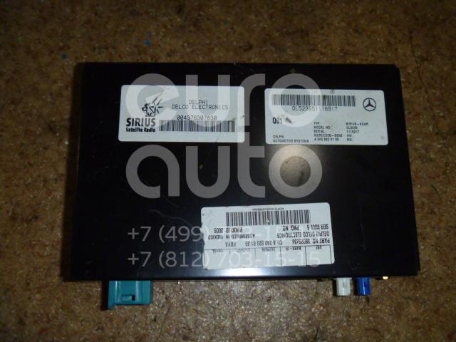 Блок электронный для Mercedes Benz W164 M-Klasse (ML) 2005-2011;W251 R-Klasse 2005> - Фото №1
