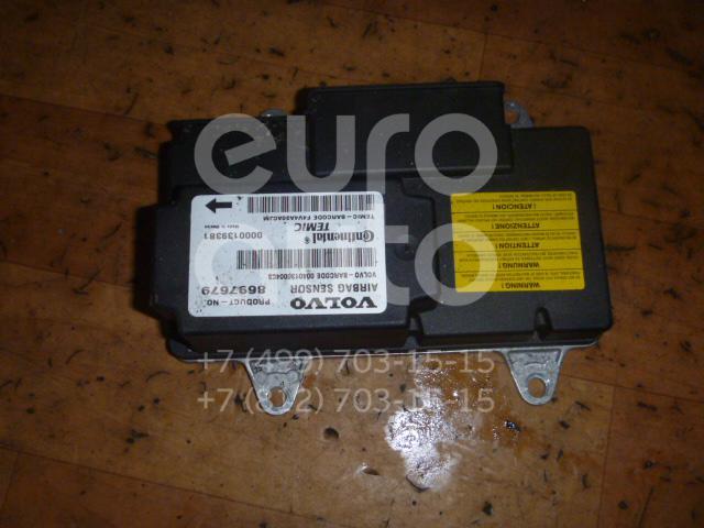 Блок управления AIR BAG для Volvo V50 2004-2012;S40 2004-2012;C30 2006-2013 - Фото №1