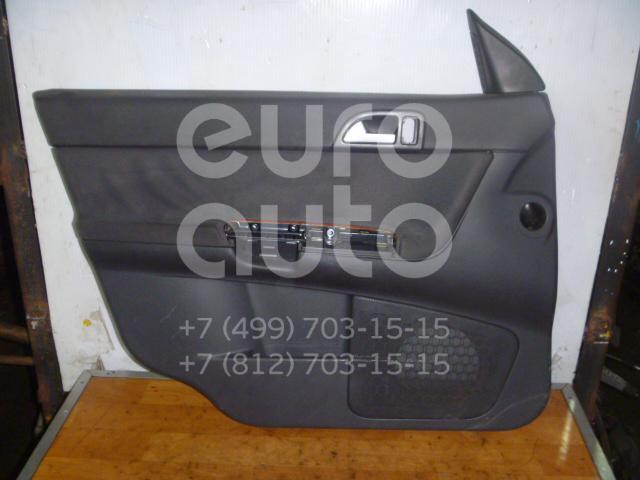 Обшивка двери передней левой для Volvo V50 2004-2012 - Фото №1