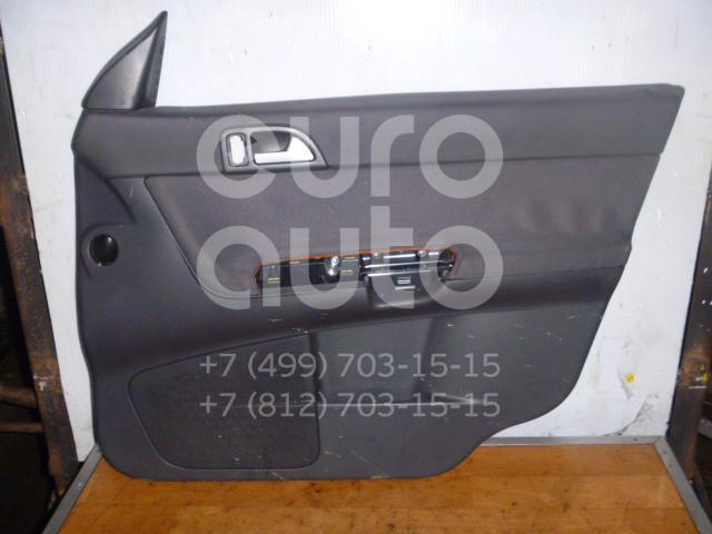 Обшивка двери передней правой для Volvo V50 2004-2012 - Фото №1