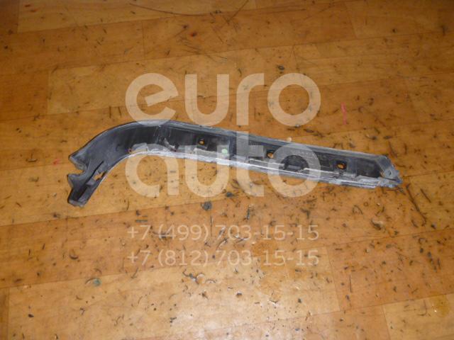 Направляющая заднего бампера левая для Volvo V50 2004-2012 - Фото №1