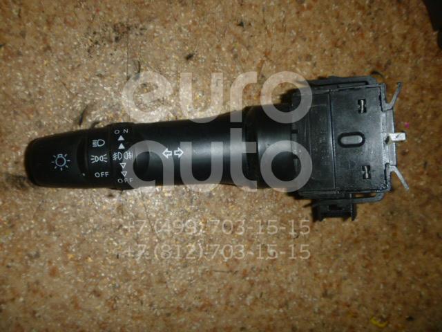 Переключатель поворотов подрулевой для Mitsubishi L200 (KB) 2006-2016;Lancer (CX,CY) 2007>;Outlander XL (CW) 2006-2012;Pajero/Montero Sport (KH) 2008-2015 - Фото №1