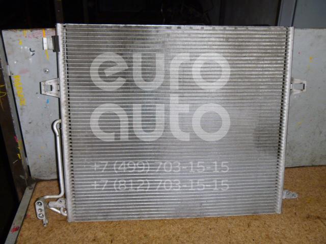 Радиатор кондиционера (конденсер) для Mercedes Benz W164 M-Klasse (ML) 2005-2011 - Фото №1