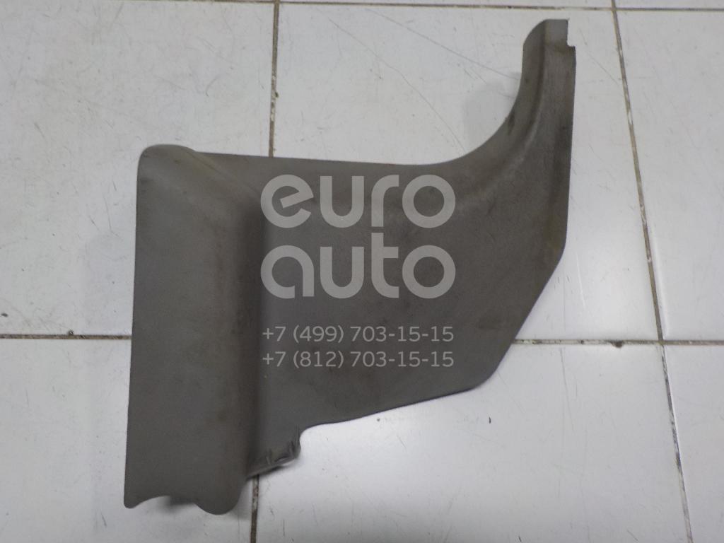 Накладка порога (внутренняя) для Mitsubishi L200 (KB) 2006-2016;Pajero/Montero Sport (KH) 2008-2015 - Фото №1