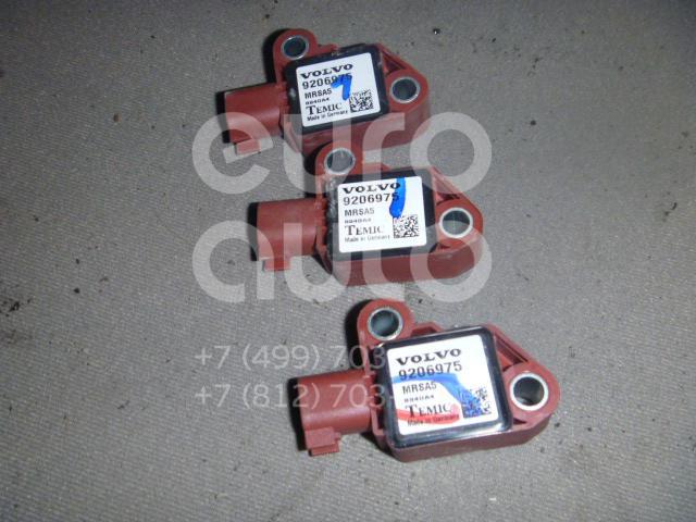 Датчик AIR BAG для Volvo V50 2004>;S40 2004>;S80 2006>;C30 2006>;C70 2006> - Фото №1