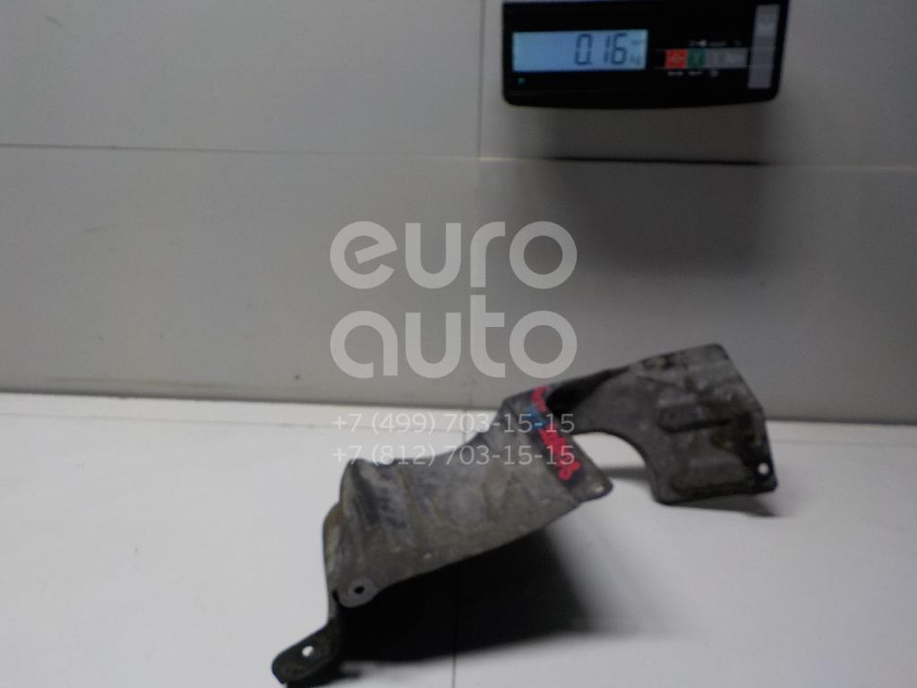 Пыльник двигателя боковой левый для Suzuki Swift 2004-2010 - Фото №1