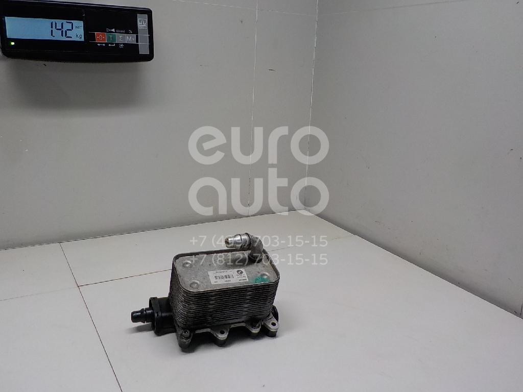 Купить Радиатор (маслоохладитель) АКПП BMW 5-серия E60/E61 2003-2009; (17212249465)