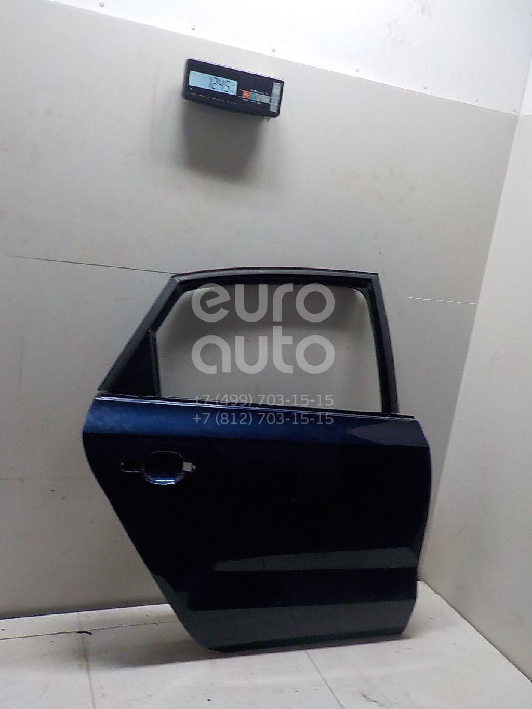 Купить Дверь задняя правая VW Polo (Sed RUS) 2011-; (6RU833056D)