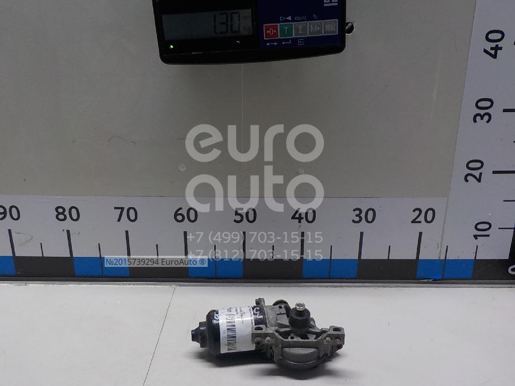 Моторчик стеклоочистителя передний для Hyundai Santa Fe (CM) 2006-2012 - Фото №1