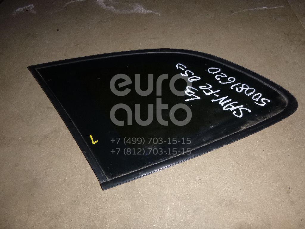 Стекло кузовное глухое левое для Hyundai Santa Fe (CM) 2006-2012 - Фото №1