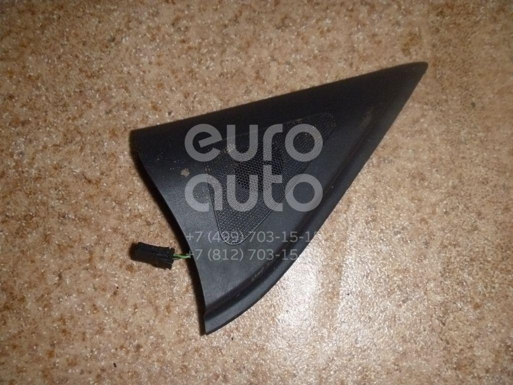 Крышка зеркала внутренняя левая для Hyundai Santa Fe (CM) 2005-2012 - Фото №1