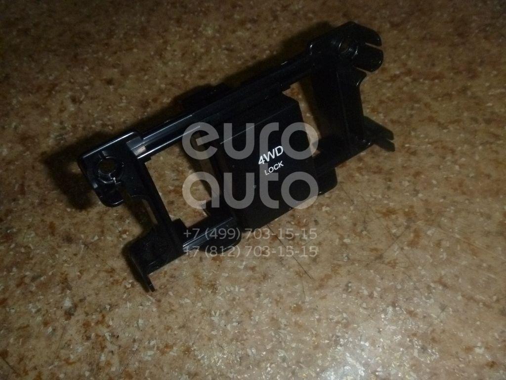 Кнопка блокировки дифференциала для Hyundai Santa Fe (CM) 2006-2012 - Фото №1