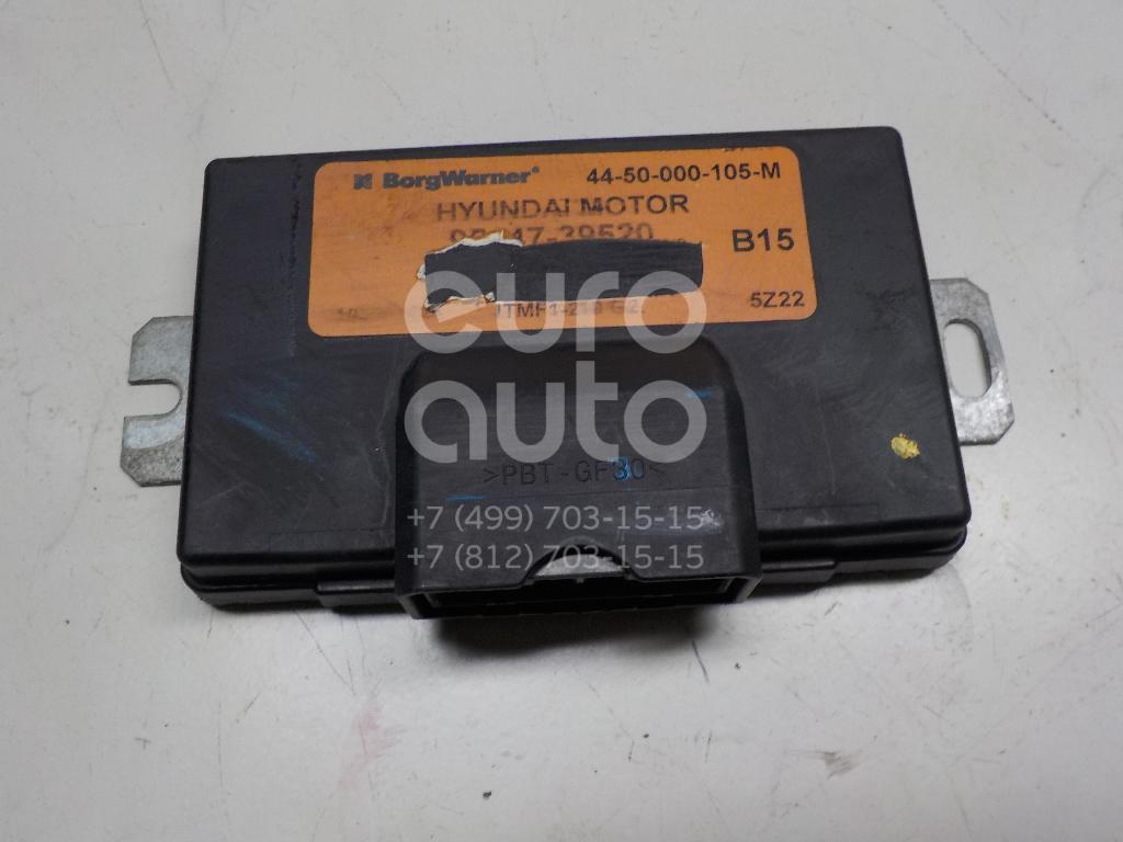 Блок электронный для Hyundai Santa Fe (CM) 2006-2012 - Фото №1
