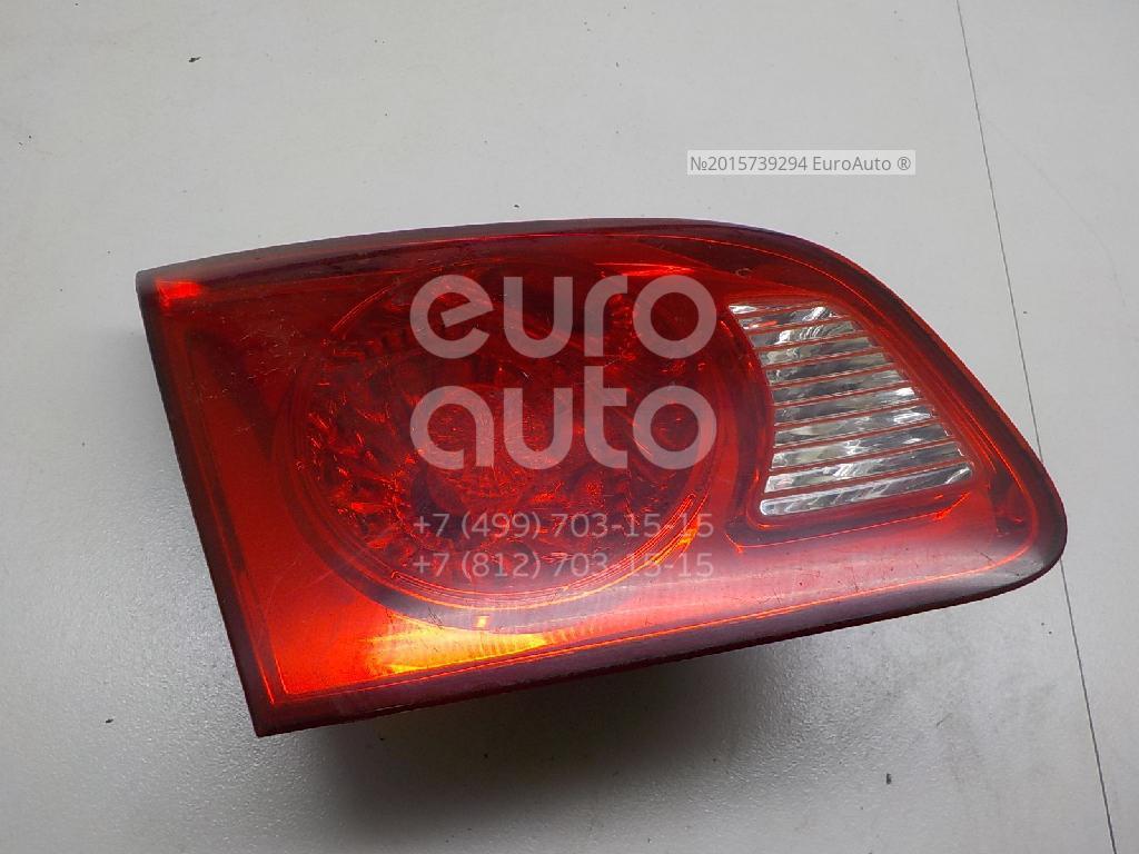 Фонарь задний внутренний левый для Hyundai Santa Fe (CM) 2006-2012 - Фото №1