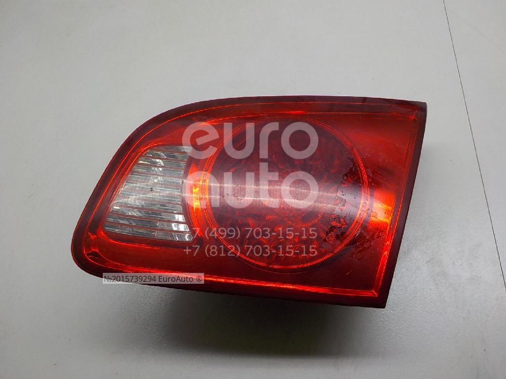 Фонарь задний внутренний правый для Hyundai Santa Fe (CM) 2006-2012 - Фото №1