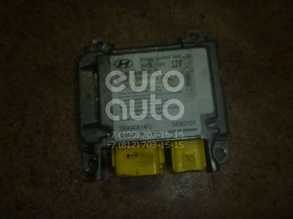 Блок управления AIR BAG для Hyundai Santa Fe (CM) 2005-2012 - Фото №1