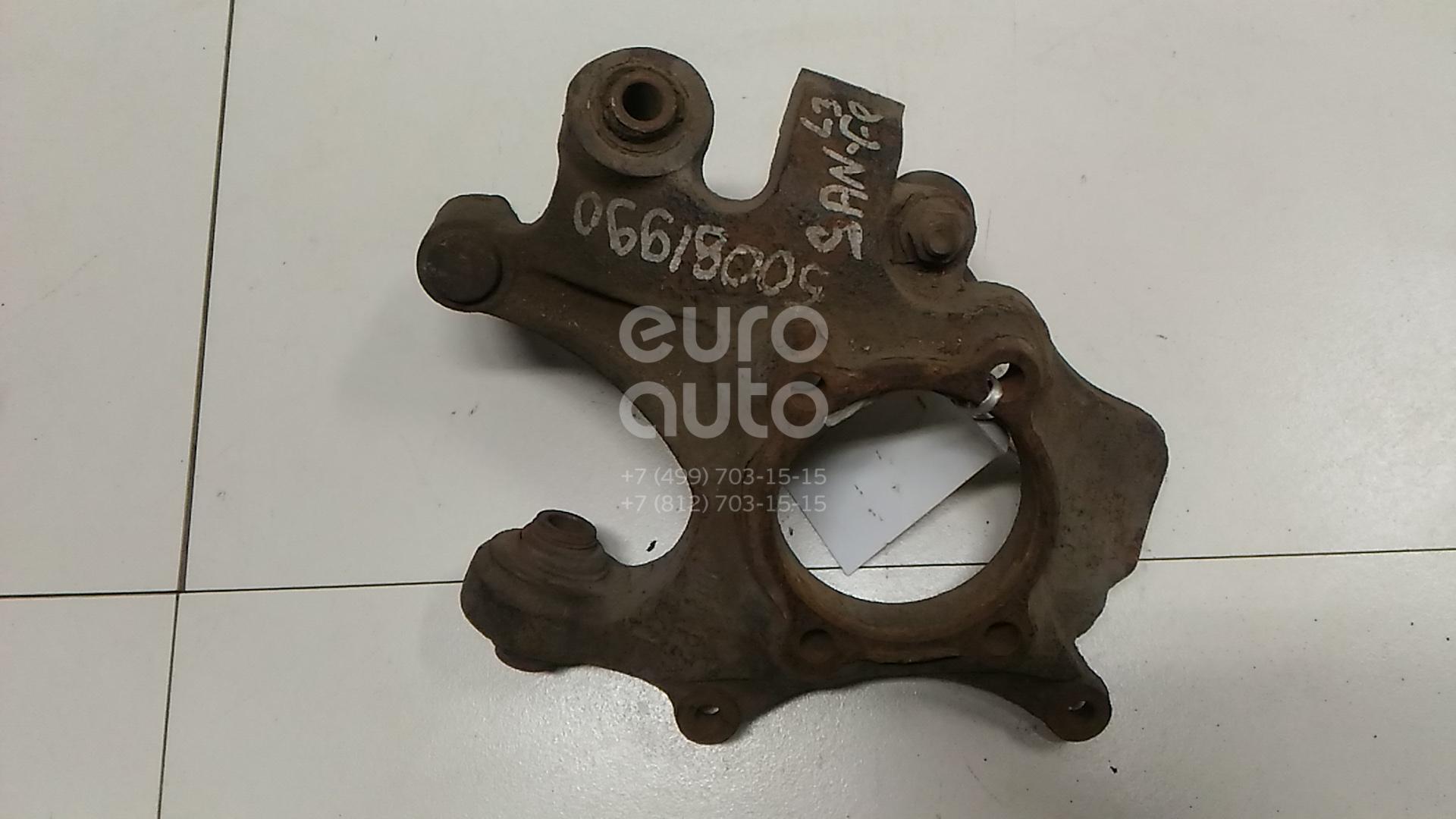 Кулак поворотный задний левый для Hyundai Santa Fe (CM) 2006-2012;ix55 2007-2013 - Фото №1