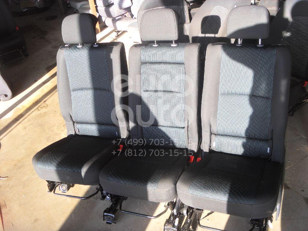 К-кт сидений для Toyota Verso 2009> - Фото №1