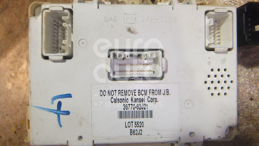Блок электронный для Suzuki Swift 2004-2010 - Фото №1