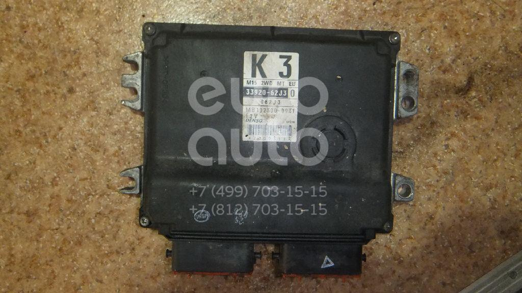 Блок управления двигателем для Suzuki Swift 2004-2010 - Фото №1