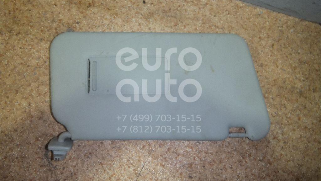 Козырек солнцезащитный (внутри) для Suzuki Swift 2004-2010 - Фото №1