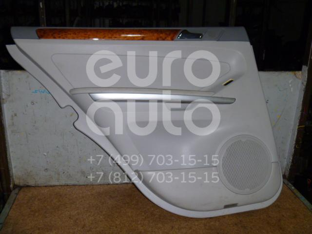 Обшивка двери задней левой для Mercedes Benz W164 M-Klasse (ML) 2005-2011 - Фото №1